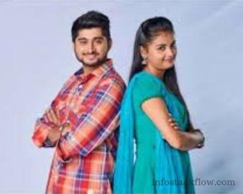 Deepak & Urvashi