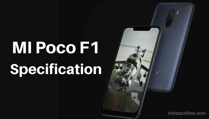 Mi-Poco-F1-Specifications