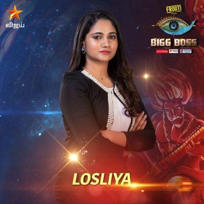 Losliya Bigg Boss