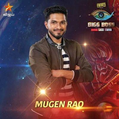 Mugen Rao Bigg Boss