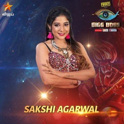 Sakshi Agarwal Bigg Boss