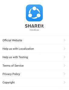 shareit-infostackflow